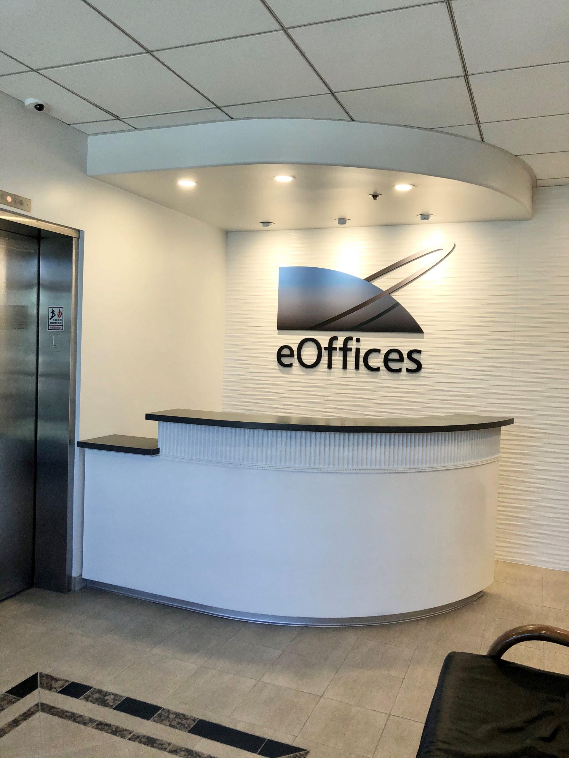 eOffices lobby